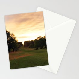Down The Fairway Stationery Cards
