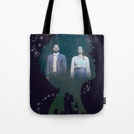 I am Closer Now to Finding Neverland Tote Bag