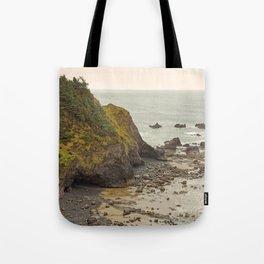 Ecola Point, Oregon Coast, hiking, adventure photography, Northwest Landscape Tote Bag