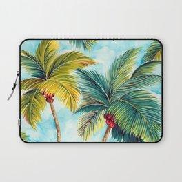 Palm Tree Allover Laptop Sleeve
