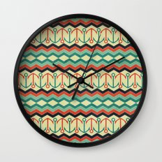 Ocean Adventure West Wall Clock