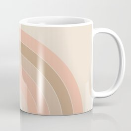 Soft Light Corner Bow Coffee Mug