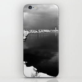 Breakwall iPhone Skin