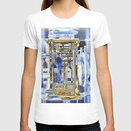 Lapis Skull Maschine T-shirt