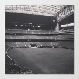 Home of the Texans Canvas Print