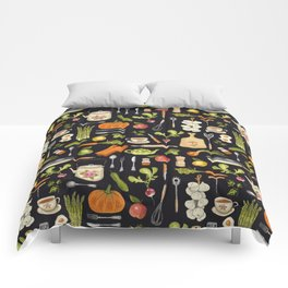 Soul kitchen Comforters