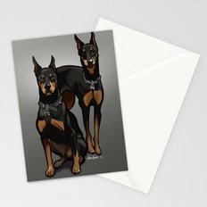 Leo & Libra Stationery Cards