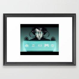 franzpspgo Framed Art Print