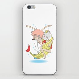 安寧 HELLO - FISHING EP003 iPhone Skin