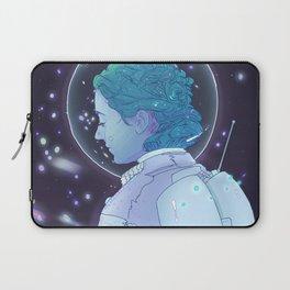 Astronaut Girl Laptop Sleeve