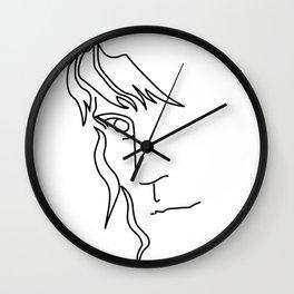 Patti Smith - Word art Wall Clock