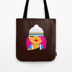 B-Girl Tote Bag