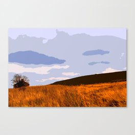 Ilkley Moor - Yorkshire, UK Canvas Print