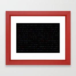 Norval Framed Art Print