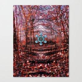 Sacred Encounter Canvas Print