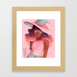 Magic AF Framed Art Print