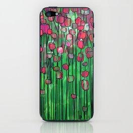 Tulip Tulip Tulip iPhone Skin