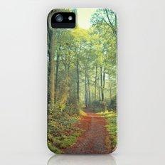 Morning Walk Slim Case iPhone (5, 5s)