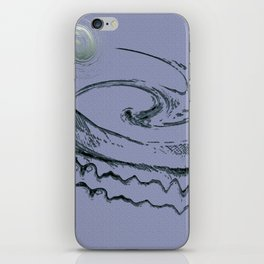 at the heart of the turmoil iPhone Skin