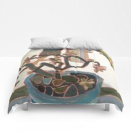 Happy Plant Comforters