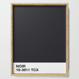 noir Serving Tray
