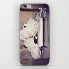 Silver Spoon  iPhone & iPod Skin
