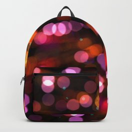 Fireworks Pink (Color) Backpack