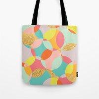 fancy Tote Bags featuring Fancy by K&C Design