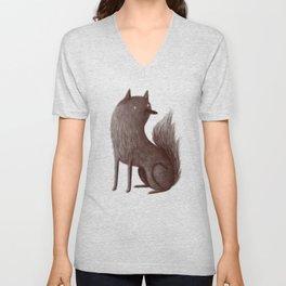 Wolfie Unisex V-Neck