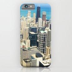 Chicago Buildings Color Photo Slim Case iPhone 6s
