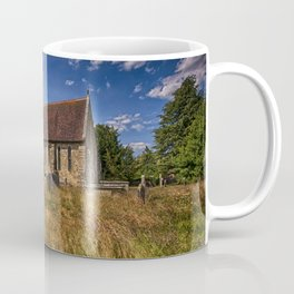 St Andrew and St Mary The Virgin Fletching Coffee Mug
