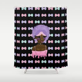 Melty Shower Curtain