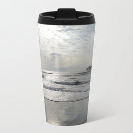 On A Stormy Winterday Travel Mug