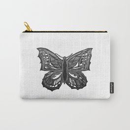 The Beauty in You - Butterfly #2 #drawing #decor #art #society6 Carry-All Pouch