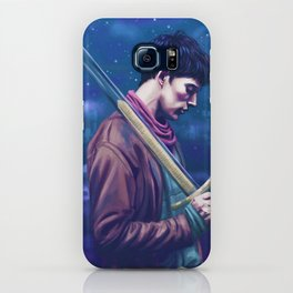 His name....Merlin iPhone Case