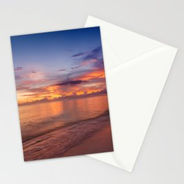 GULF OF MEXICO Sunset Stationery Cards