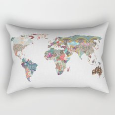 Louis Armstrong Told Us So Rectangular Pillow