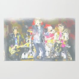 Rolling Stones Rug