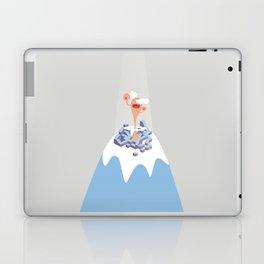 montain mouth Laptop & iPad Skin