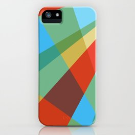 Untitled III iPhone Case