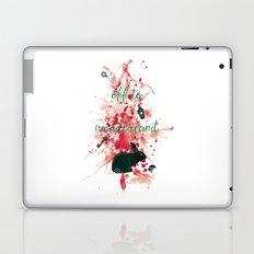 Off to Wonderland Laptop & iPad Skin