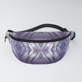 ultraviolet ice Fanny Pack