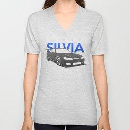 Nissan Silvia S15 Unisex V-Neck