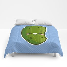 Kawaii Pickle Comforters