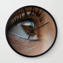 What we beheld 1 Wall Clock
