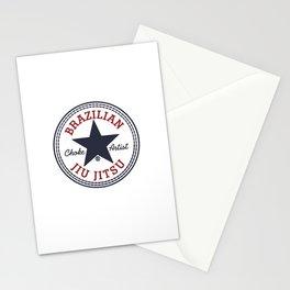 BJJ Choke Artist Stationery Cards