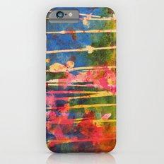 bougainvillea iPhone 6s Slim Case