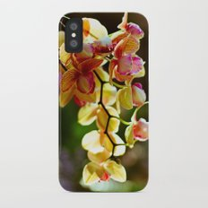 Betwixt A Smile & Tear iPhone X Slim Case