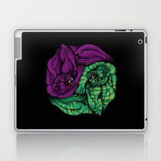 The Good and The Evil Laptop & iPad Skin