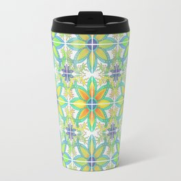 Spanish Tiles Travel Mug
